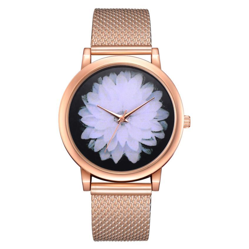 38dfaebd84c7 Compre Lvpai Moda Casual Pulsera Reloj Mujeres Malla Banda Creativa Mármol Relojes  Mujer Marca De Lujo Analógico Ronda Reloj De Pulsera A  25.65 Del ...