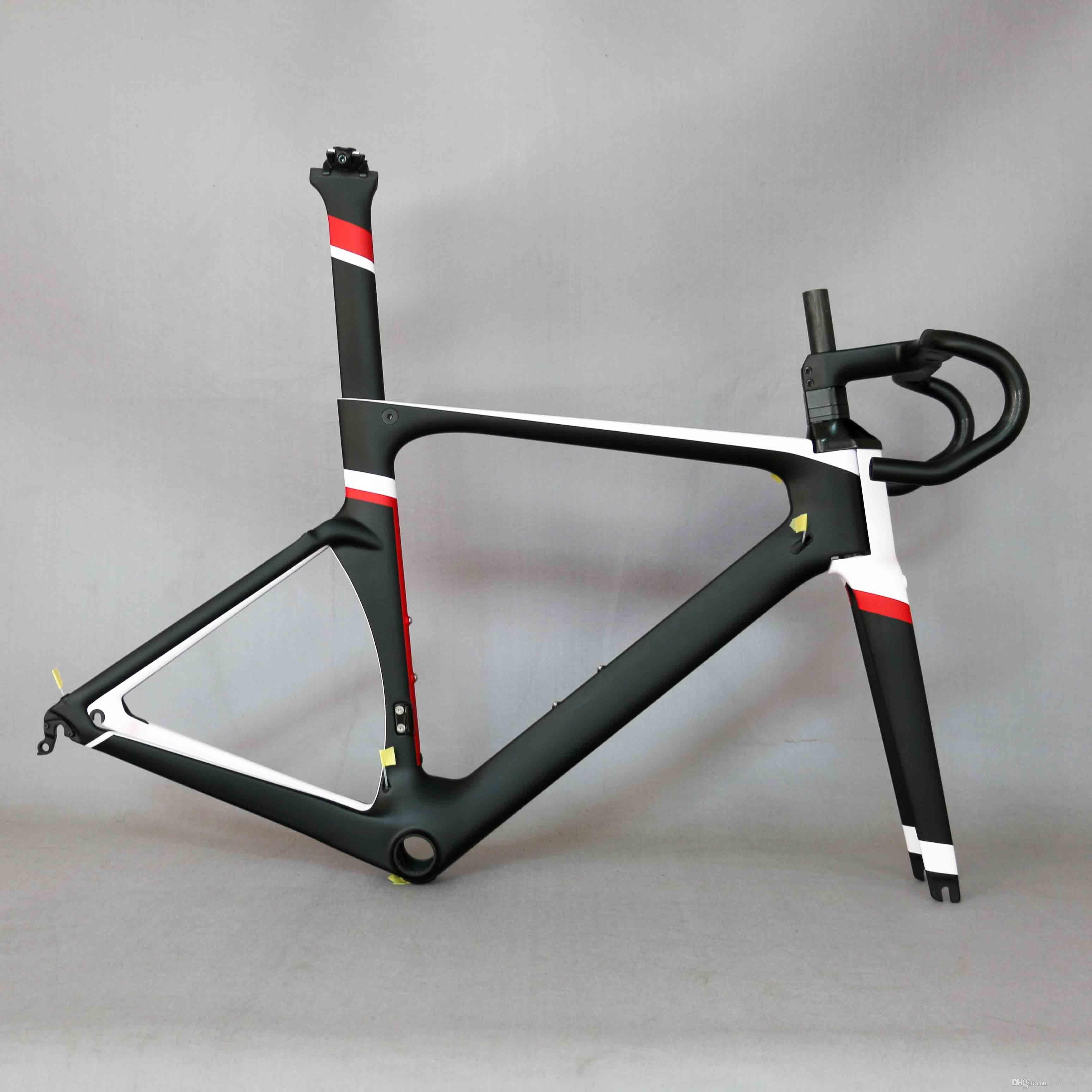662ab6315bb Carbon Bike Parts New Design FM005 Road Bikes Carbon Frameset With  Handlebar 2018 AERO Design Top 10 Best Road Bikes Carbon Frame Mountain Bikes  Frames ...