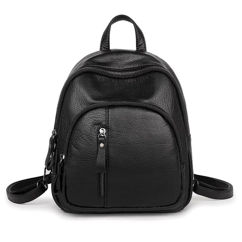 0d09b631d5 Fashion Women Backpack 2017 PU Leather Women Mini Backpack Designers Brand  For Teenage Girl High Quality Simple Travel Rucksack Womens Backpacks Pink  ...