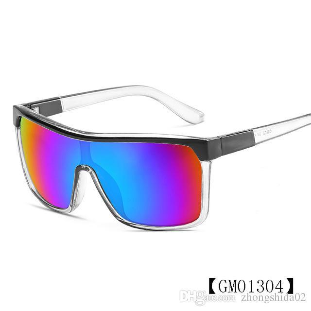 953a849966 Compre HINDFIELD Gafas De Sol Hombres Top Brand Lujo Famosa Moda Gafas  Masculinas Estilos De Conducción Deportivos Gafas De Sol Para Hombre Oculos  Lunettes ...