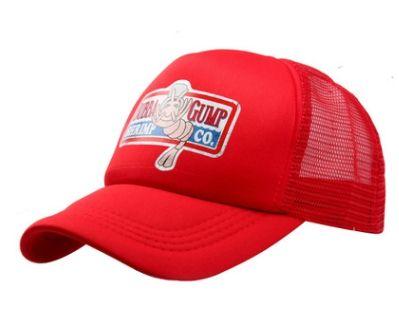 Forrest Gump Recover Cosplay Cool Running Trucker Mesh Caps Women Men GUMP  Sport Outdoor Net Baseball Snapback Caps Hat Baseball Caps For Women Caps  Hats ... 0e3d6c6e2ba