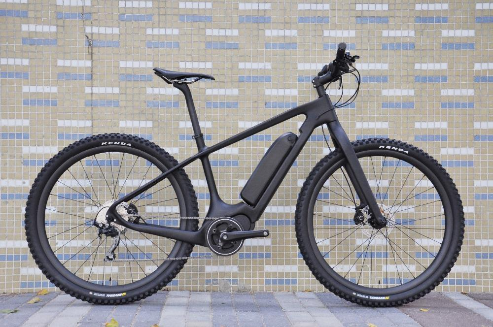 electric mtb bike carbon e bike 29er mountain bike. Black Bedroom Furniture Sets. Home Design Ideas