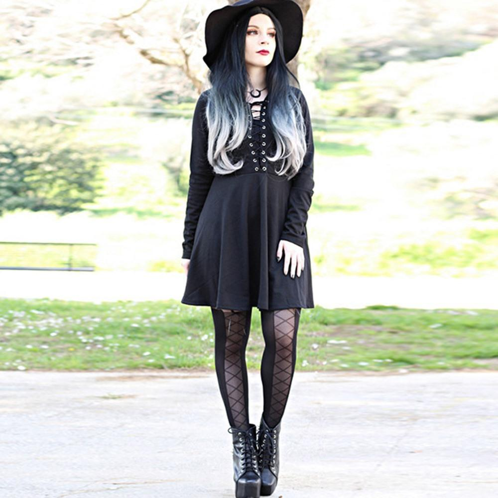 2019 year look- High gothic fashion