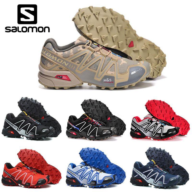 salomon speedcross 3 cs blau gelb junior