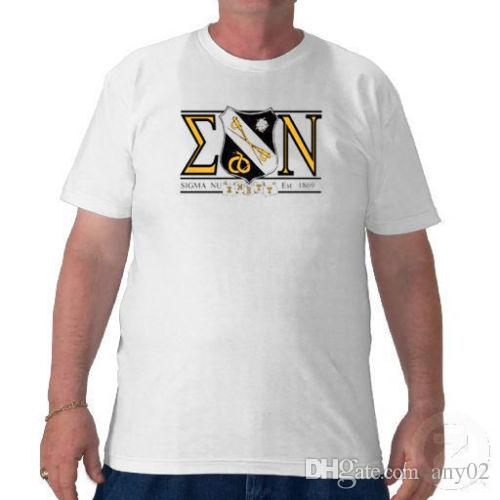 5535ad27 SIGMA NU College Fraternity T Shirt Online Shirts T Shirt Design Online From  Any02, $13.19| DHgate.Com