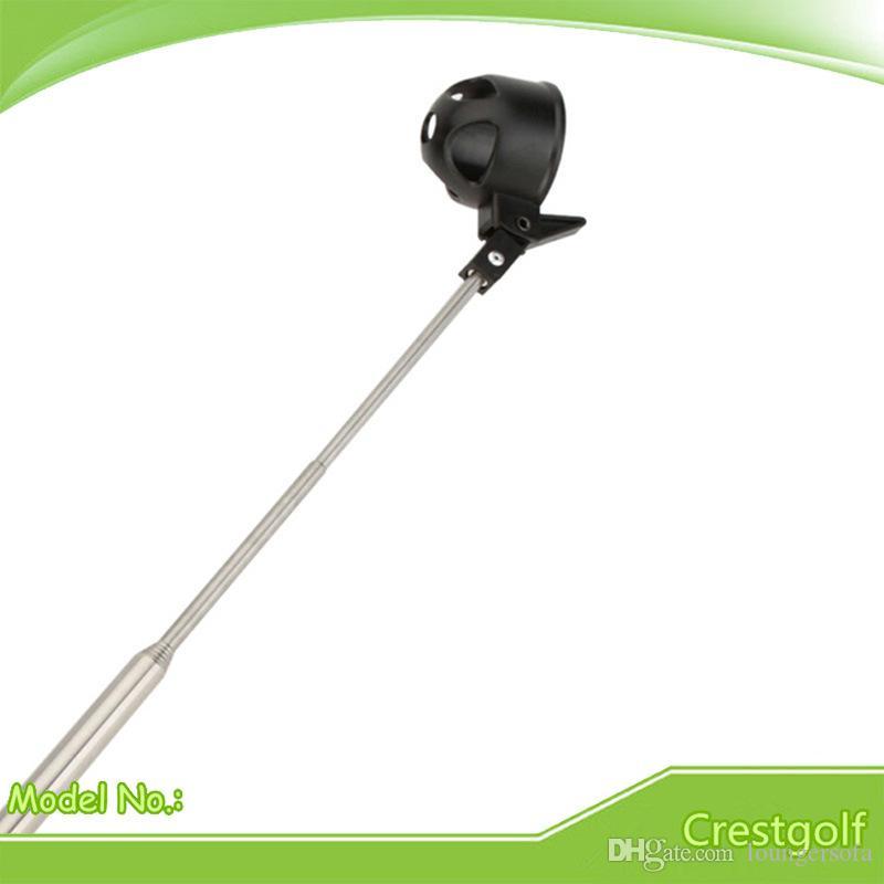 Lunghezza regolabile Golf Ball dispositivo telescopico i collezionisti di palle Circa 2 m Pick Up Balls Retriever Accessori sportivi creativi 16sy ZZ