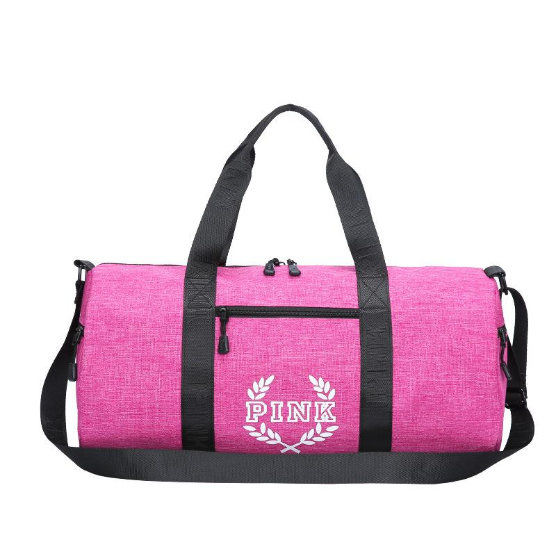 Wholesale Duffel Bags Women Men Handbags Large Capacity Travel Duffle Bags  Waterproof Beach Bag Shoulder Bag Sport Fitness Handbag Online Bags  Waterproof ... b3ec3cfecefe
