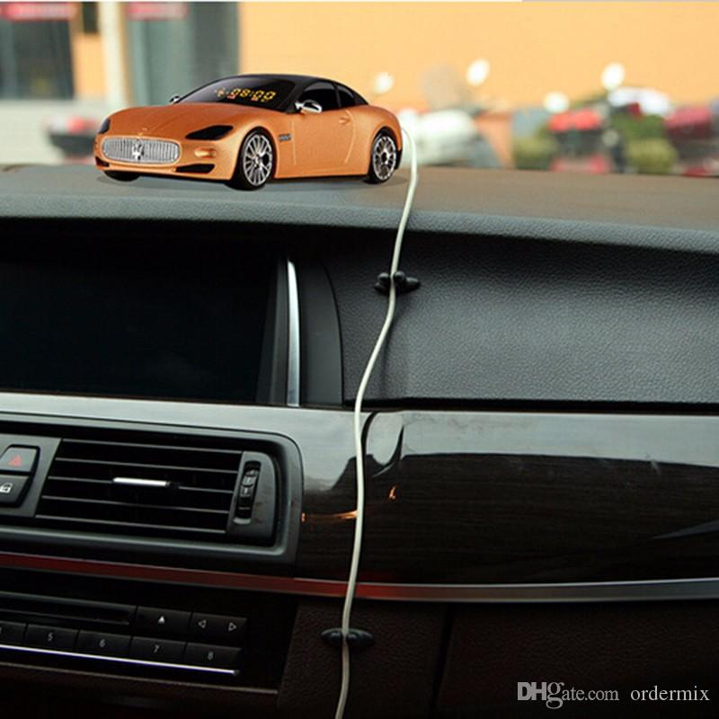 8 Adet Araba Tel Klip USB Kablosu Sabit Kelepçe Şarj Kablo Tutucu Yapıştırıcı Araç Şarj Hattı Toka USB Kablosu Araba klip