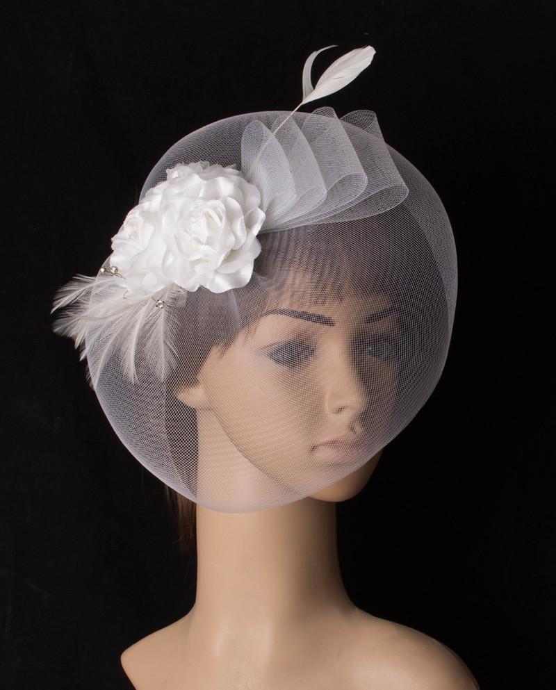 eca4bb5c96371 Greg Bourdy Diy Vintage Fascinator Hats