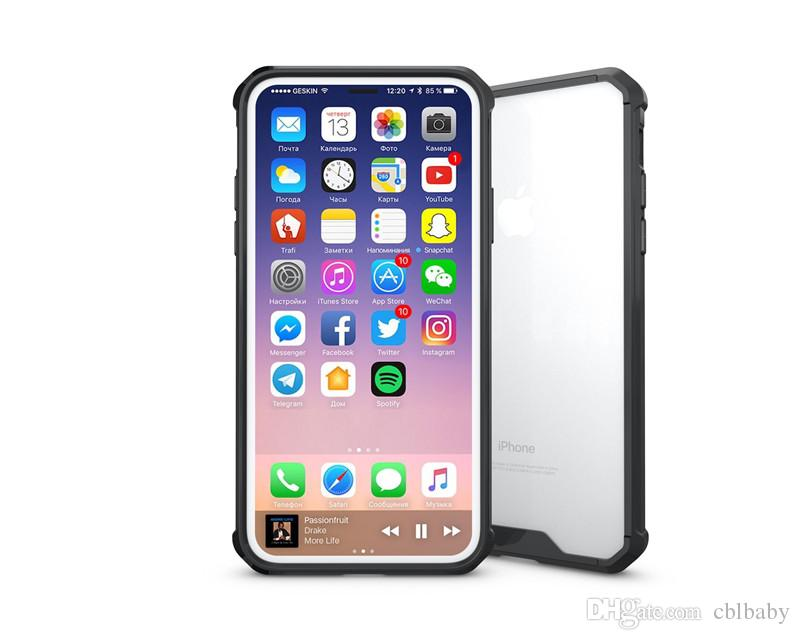 telefono cellulare in offerta iphone x  Custodie S5 I Casi Di Telefono Cellulare IPhone X Con Iphone 8 Plus ...
