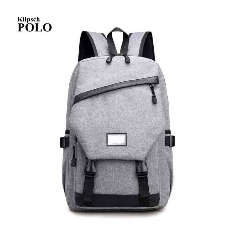 Fashion Vintage Laptop Backpack Women Nylon Bags Men Oxford Travel Leisure Backpacks  Preppy Style Bag School Bags For Teenager Best Backpacks Girls ... 72a341a7129c8