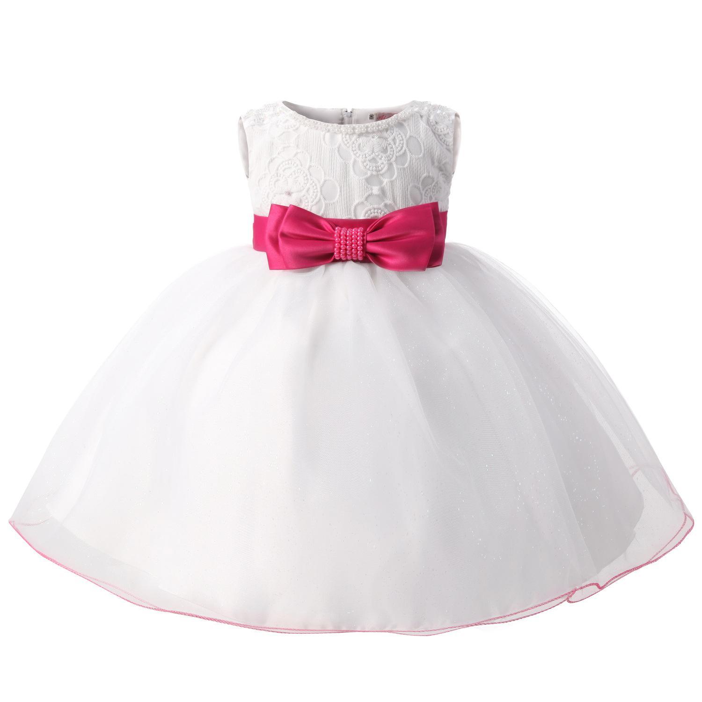 Großhandel Baby Vollmond Kleid Prinzessin Rock Ärmelloses Kleid ...