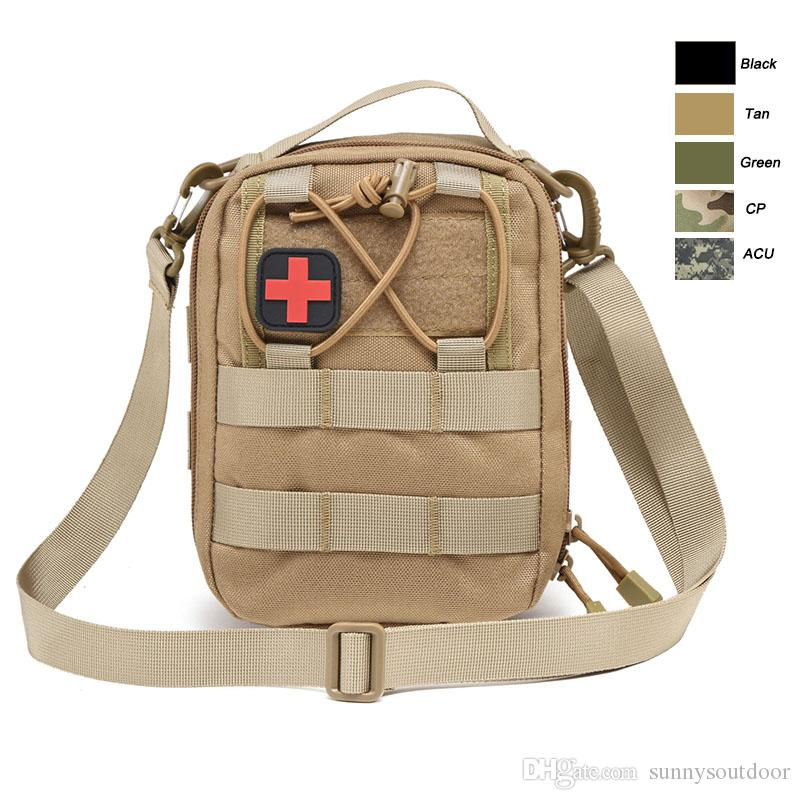 Sporting 100% Real Molle Utility First Aid Kits Outdoor Waist Bag Tactical Pouches Military Magazine Pouch Mag Back To Search Resultssports & Entertainment