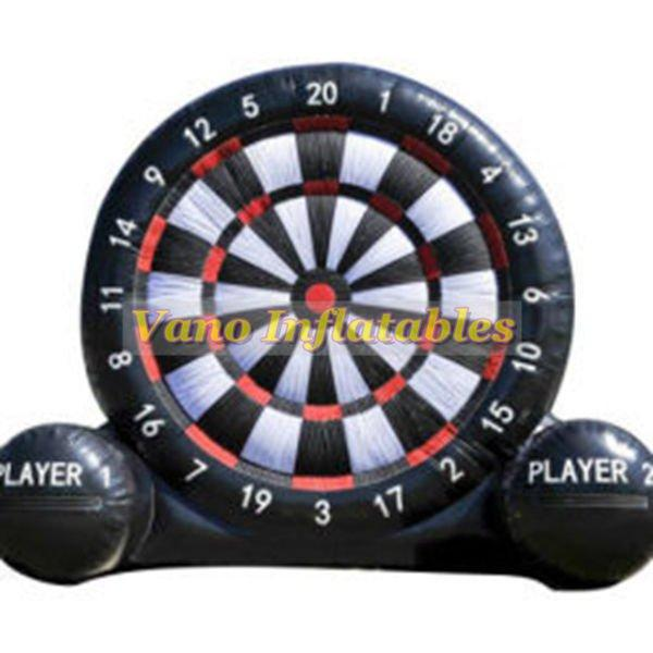 Inflatable Foot Darts High Quality 3m 4m 5m 6m Foot Darts Game USA with Blower Free Shipping