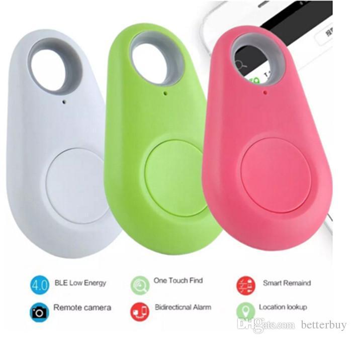 Мини Беспроводной Телефон Bluetooth 4.0 Нет GPS Трекер Сигнализация iTag Key Finder Запись голоса Анти-потерянный Селфи Затвора Для ios Android Смартфон