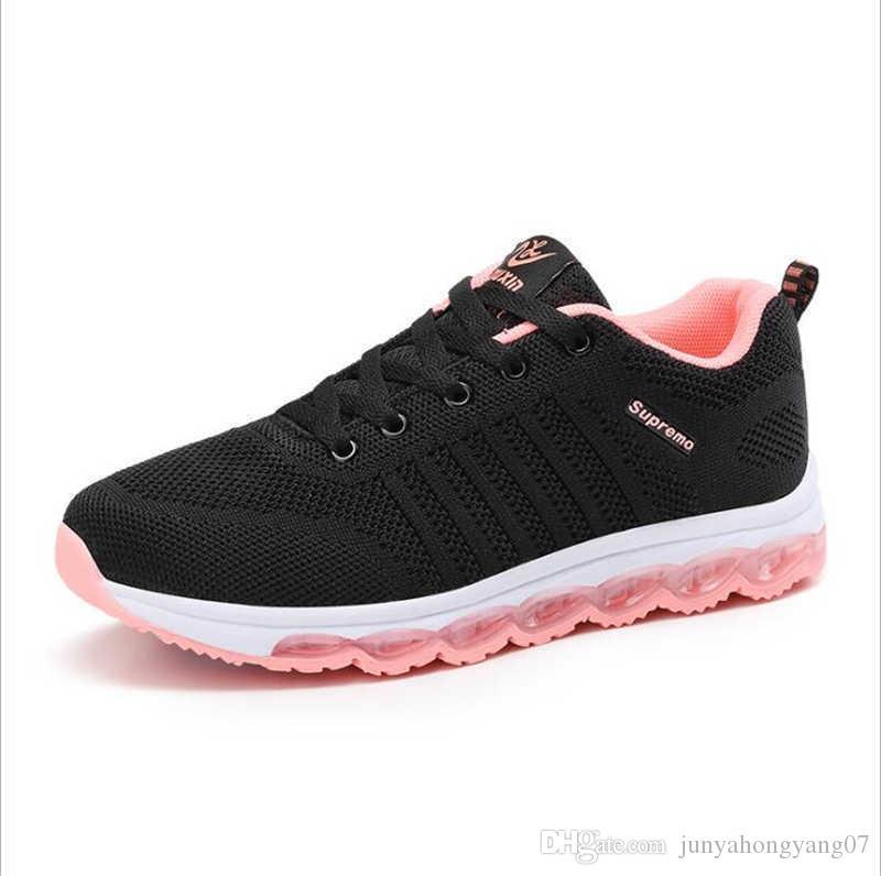Women Low Top Sports Shoes Womens Flats Shoe Adults Sneaker Shoes Running  Shoes Size 35 40 Kids Shoe Best Quality 686hp Triathlon Running Shoes All  Black ... 498cf9b199