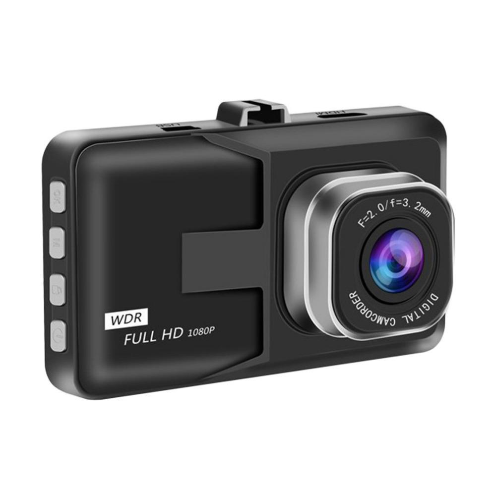 Full Hd 1080p 3 Lcd Car Dvr Camera Video Recorder With G Sensor Night Vision Motion Detection Wdr Wide Angle Drop Shipping