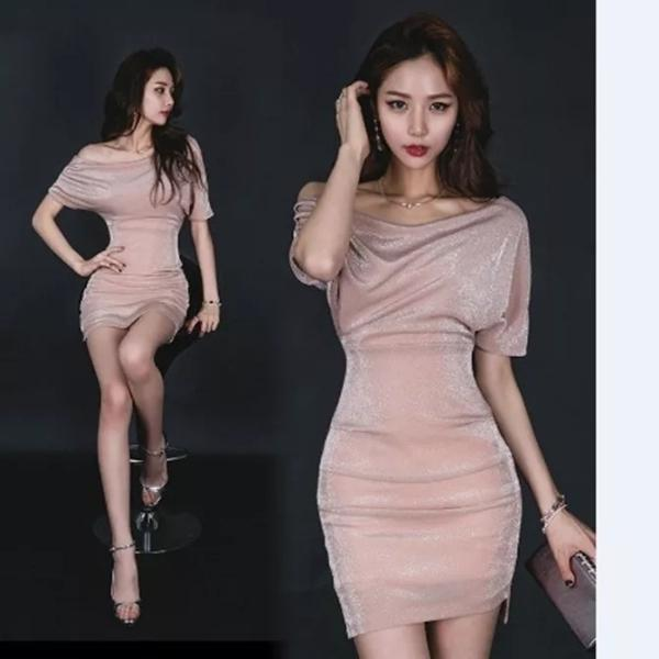 b76b5733eb Large XL Sexy Skinny Slim-fitting Batwing Sleeve Cherrykeke Cocktail Skirt  Slash Neck Women Package Hip Dress Online with  54.58 Piece on  Qingnixiaocheng s ...