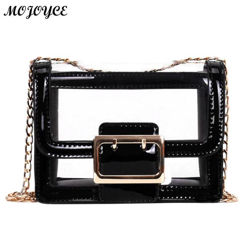 f086acec81f6 Women Retro Flap PVC Shoulder Bag Female High Quality Messenger Bag ...
