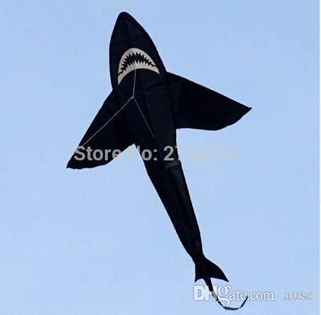 Cute Animal Kite Inflatable Dolphin Kite Kids Adults Kite Inflatable Outdoor Sport Dolphin Kids Outdoor Toy Easy To Fly Fish Great Varieties Outdoor Fun & Sports