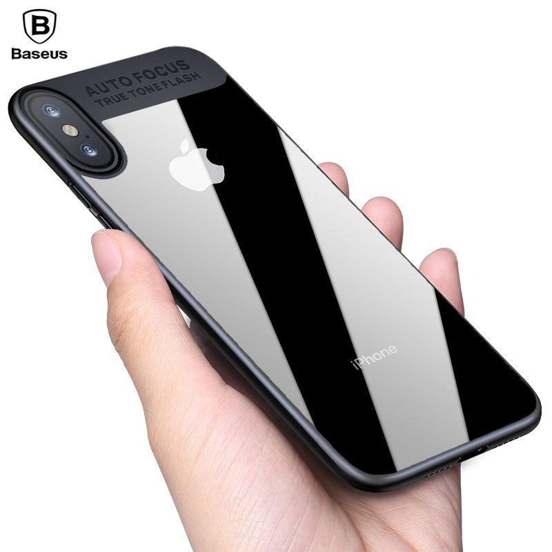 coque baseus iphone x
