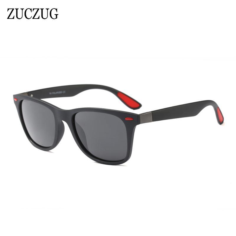 Compre Zuczug Clássico Polarizada Óculos De Sol Dos Homens Da Marca De  Design Tr90 Quadro Quadrado Esportes Óculos De Sol Masculino Óculos De  Condução Uv400 ... 1305d30746
