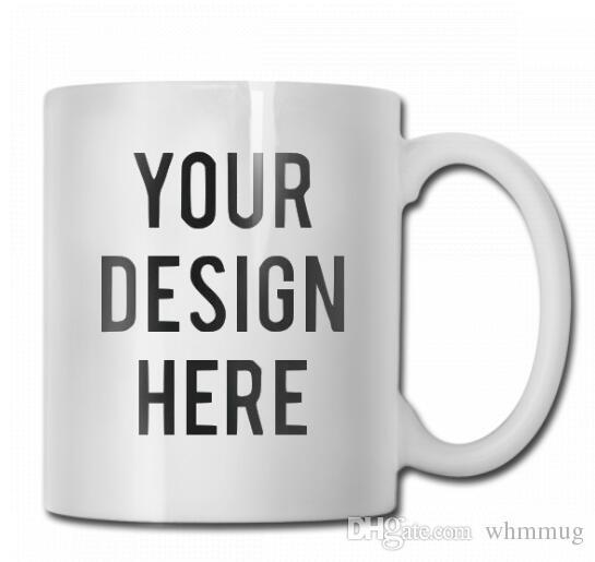 11oz Ici De Thé Votre Design À Cadeau Amant Drôle Café Tasse WHDE29YIe