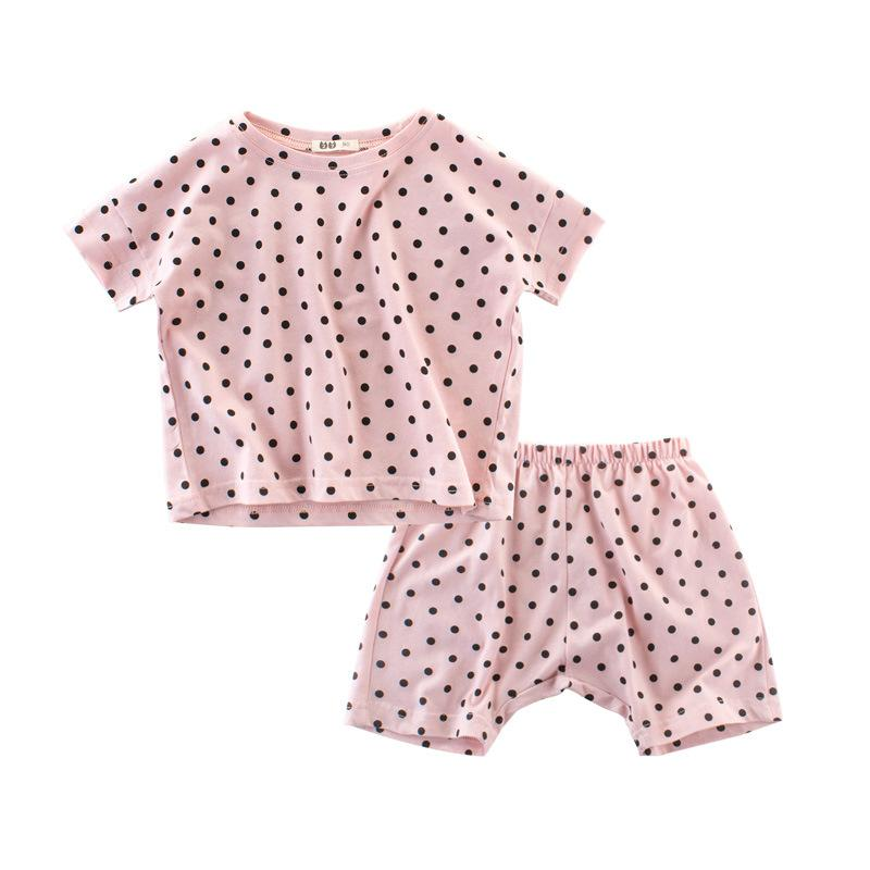 044ff2c71 Wholesale Girl Clothing Set Outfits 2018 New Children Summer O Neck ...