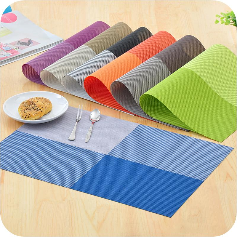 Good 2018 Waterproof Placemat Dining Table Mats Pot Bowl Pad Napkin Dining Table  Tray Mat Coasters Kids Insulation Pads Hot Sale From Gor2don, $26.93 |  Dhgate.