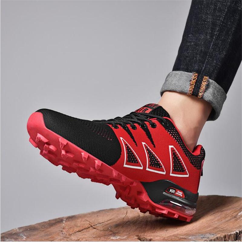 d8991d90c Compre Vixleo Zapatos Deportivos Masculinos Ejecutan Zapatillas De Trail  Running Gym Hombres Boost Zapatillas Transpirables 350 Tn Para Hombres  Solomons ...
