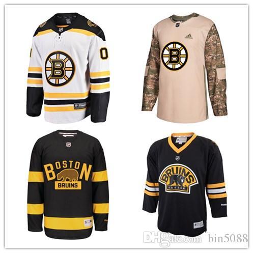 2018 Custom Boston Bruins Jersey Men s Womens Youth Winter Classic ... 0908816c92