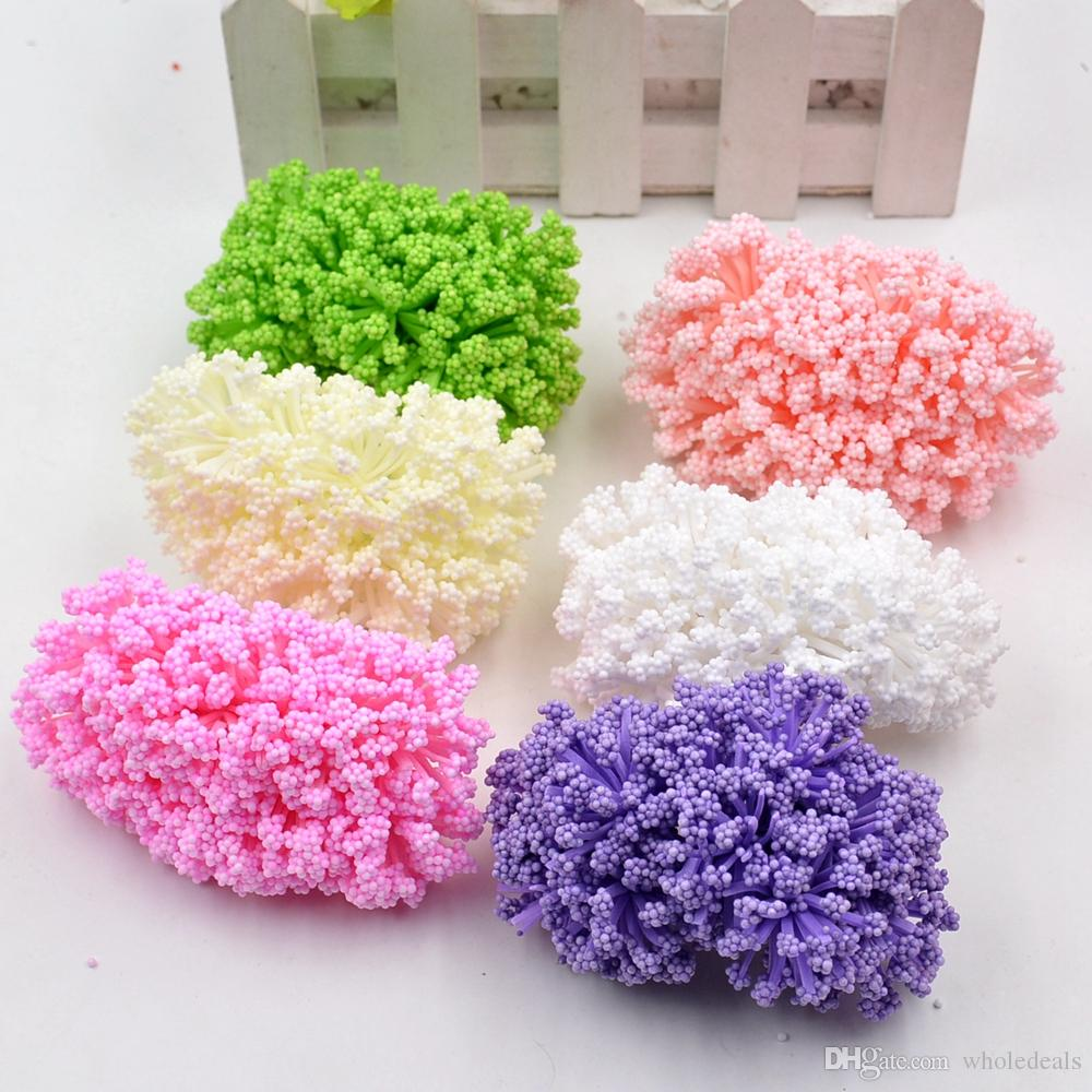 Foam Babys Breath Artificial Flower For Wedding Home Party