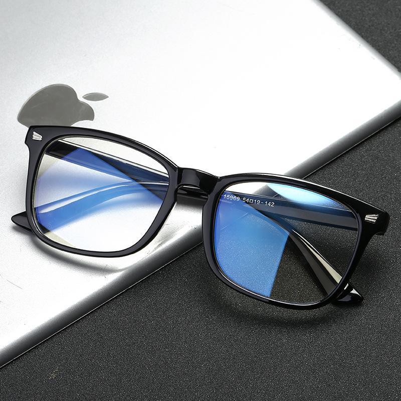 45f185c5331 Blue Light Blocking Glasses Women Men Vintage Eyeglass Woman Frame ...