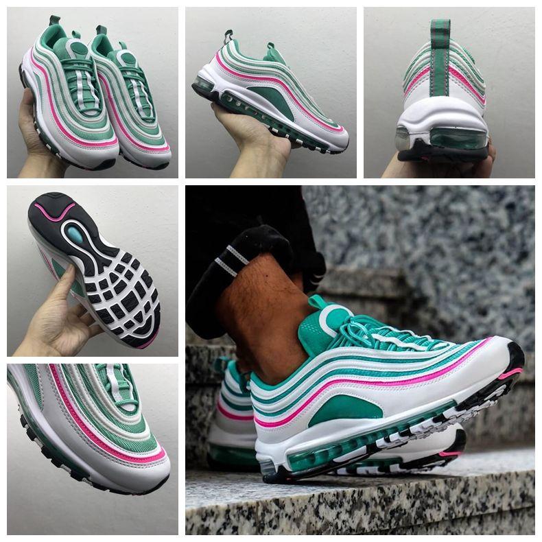2018 South Beach 97 Ultra Men Women Running Shoes Fashion 97s 3M ... 7516192e0