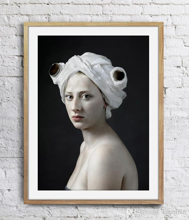 Hendrik Kerstens Art Photographs Roll Paper Art Poster Wall Decor Pictures Art Print Poster Unframe 16 24 36 47 Inches