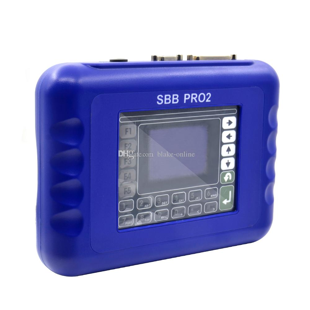 Новейший Авто Иммобилайзер V48.99 SBB Pro2 OBD Программист Ключа Автомобиля Поддержка Автомобилей до 2018 Многоязыковой SBB Key Maker Tool