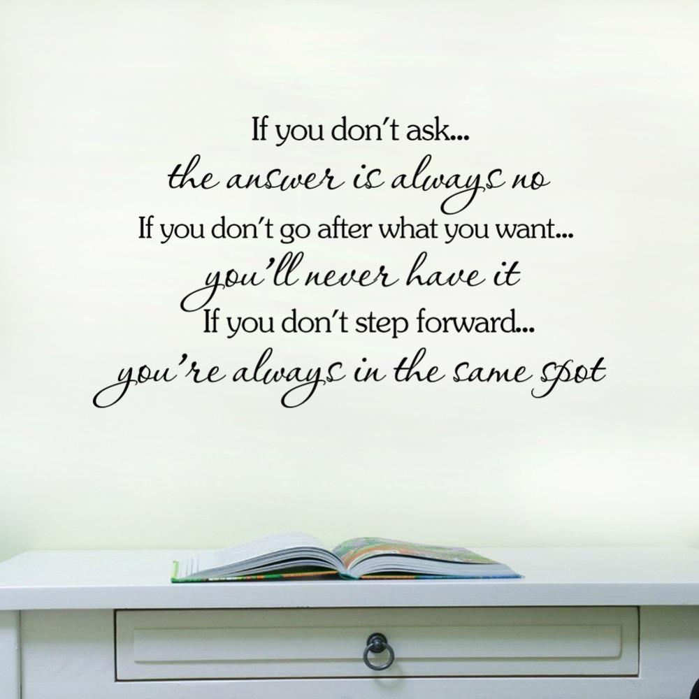 Quote home decal wall sticker wedding decoration high quality quote home decal wall sticker wedding decoration high quality adesivo de parede gift for wedding zy8483 wall stencils stickers wall sticker from huweilan junglespirit Gallery