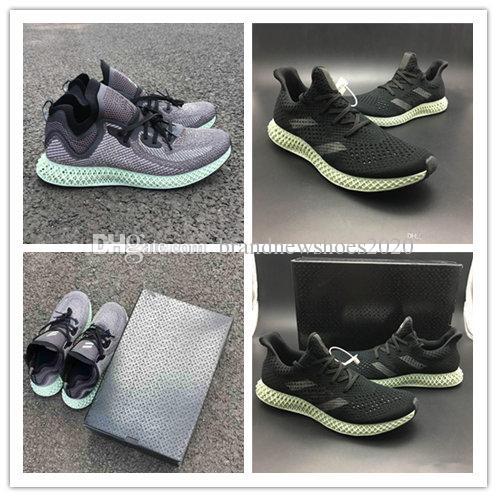 cb38de6288d9 New AlphaEdge 4D ASW LTD Sneaker Shoes Leisure Shoe Futurecraft 4D Print  with Box EUR40-44 4D Shoes AlphaEdge 4D Futurecraft 4D Print Shoes Online  with ...