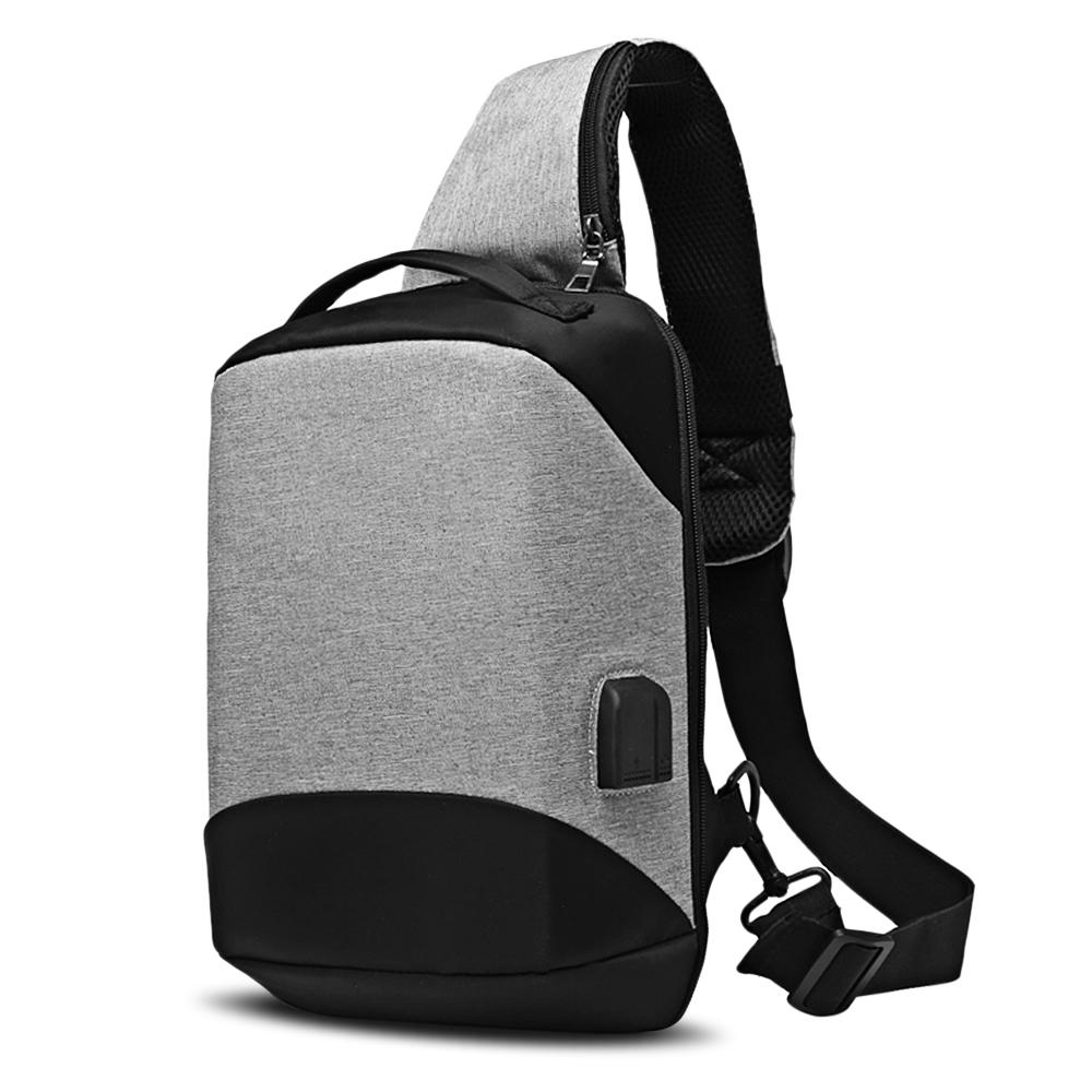Sling Shoulder Chest Bag For Men With USB Charging Port Headphone Hole  Crossbody Men S Bag Large Bags Bags Sale From Standbyside 5c93f01c7830a