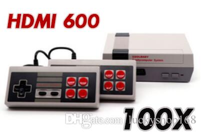 100X Coolbaby HD HDMI Out Retro Classic Game TV Video Handheld Console Entertainment System Classic Games For NES Mini Game F-JY