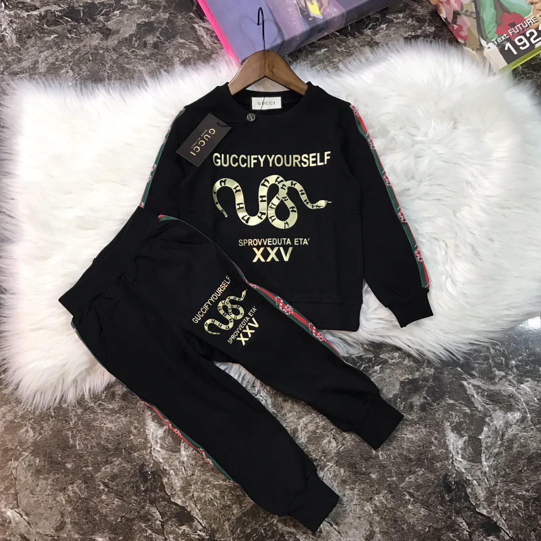 Compre Ropa De Bebé Conjunto De Prendas De Vestir Para Niños Otoño E ...