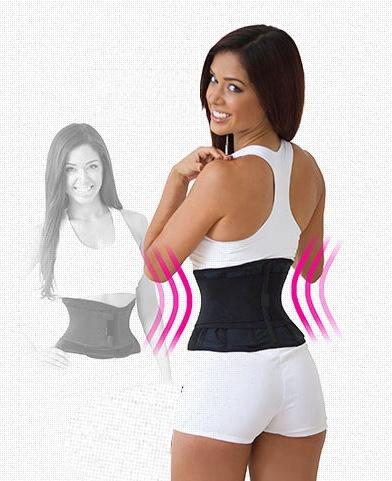 4f34f88841 2019 Women Firm Miss Belt Slimming Shaper Miss Waist Trainer Belt Body  Shaper For An Hourglass Shape From Merrylady