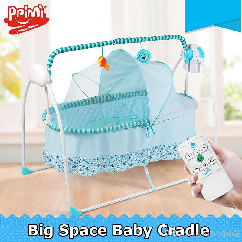 Fashion Electrical Baby Cribbaby Cradle Electric Baby Rocker