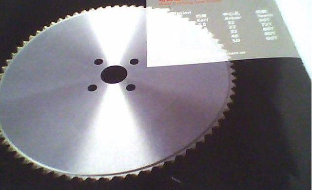 Cermet saw bladehigh speed cutting iron cutting round steel Metal ceramic  blade Round Discs Cutter Tools 285*2 0*32*72T