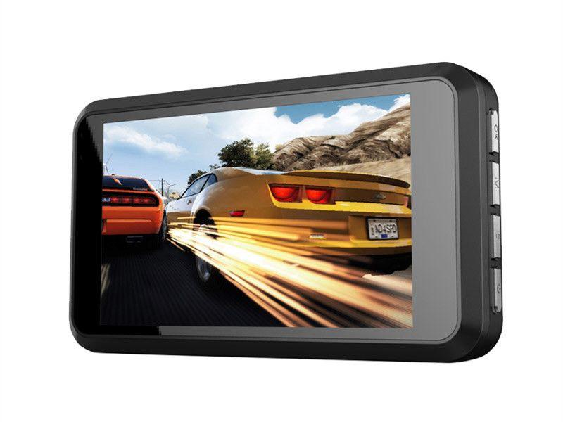 "Full HD car DVR vehicle video camera car black box NT96658 driving data recorder 3.0"" 170 degrees WDR G-sensor night vision"
