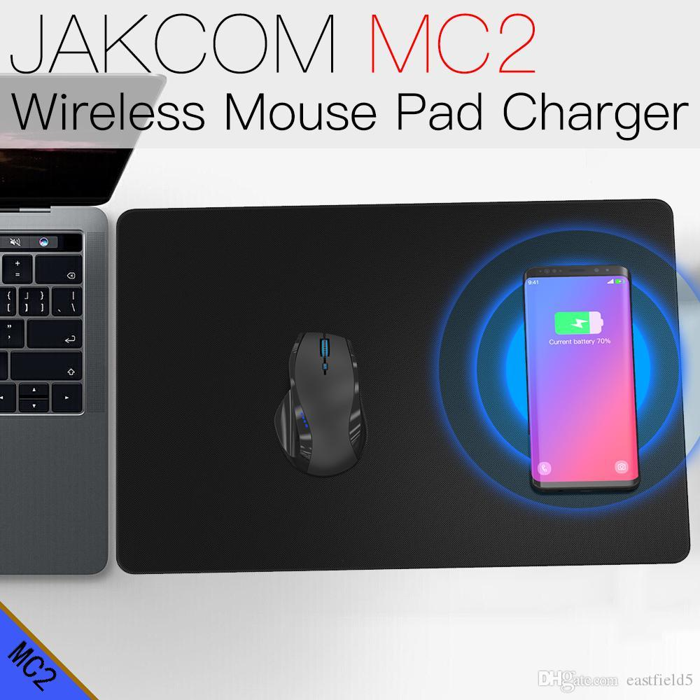 JAKCOM MC2 Wireless Mouse Pad Charger Hot Sale in Mouse Pads Wrist Rests as innovative new products wxhbest china smart watches
