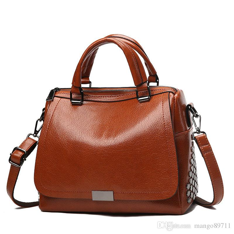 New Style Luxury Smart Hand Bags Famous Brand Ladies Shoulder Bag Female  Casual Tote Women Messenger Bag Bolsas Feminina Purses Designer Handbags  From ... 6ef34a1877