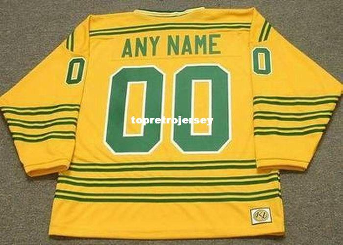 ecff7b00848 2019 Wholesale Mens CHICAGO COUGARS 1970'S WHA Vintage Wholesaleized Retro  Hockey Jersey From Topretrojersey, $29.55 | DHgate.Com