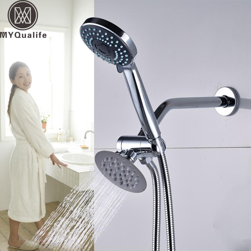 4/6inch Square Bathroom Rain Shower Head High Pressure Shower Head Handheld Shower Head Wholesale-m18 Shower Heads