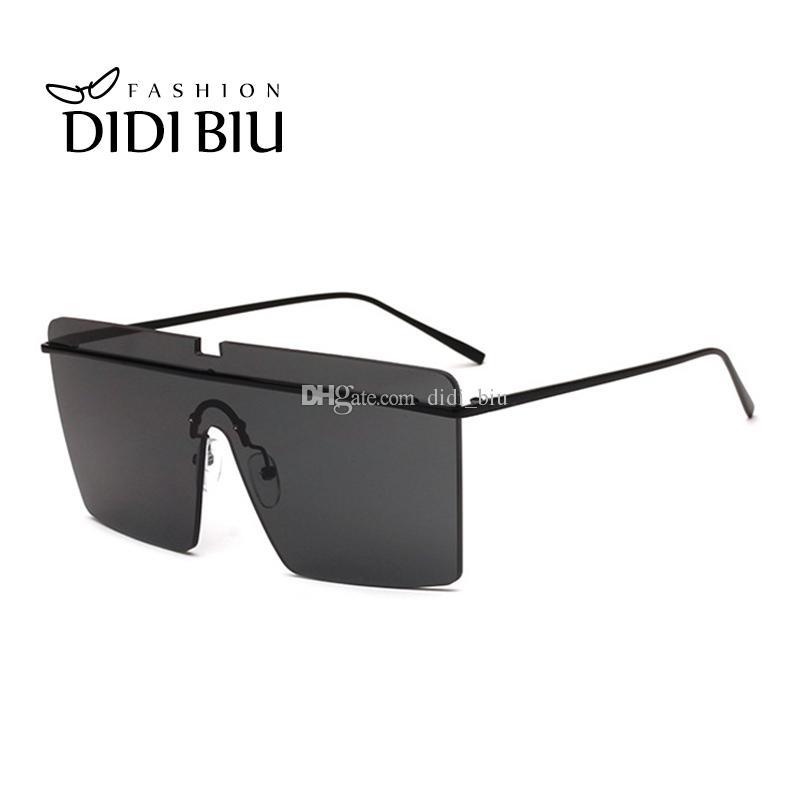 f3fdb945b7c Cheap Round Rimless Sunglasses for Women Best Mens Rimless Sunglasses